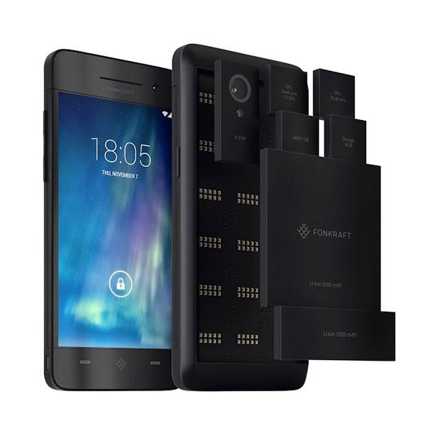 Fonkraft smartphone modular 3 - iDevice.ro