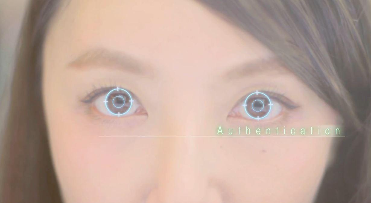 Fujitsu Arrows scaneaza retina pentru a autoriza plati mobile