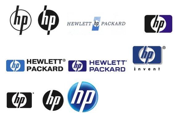 HP evolutie logo - iDevice.ro