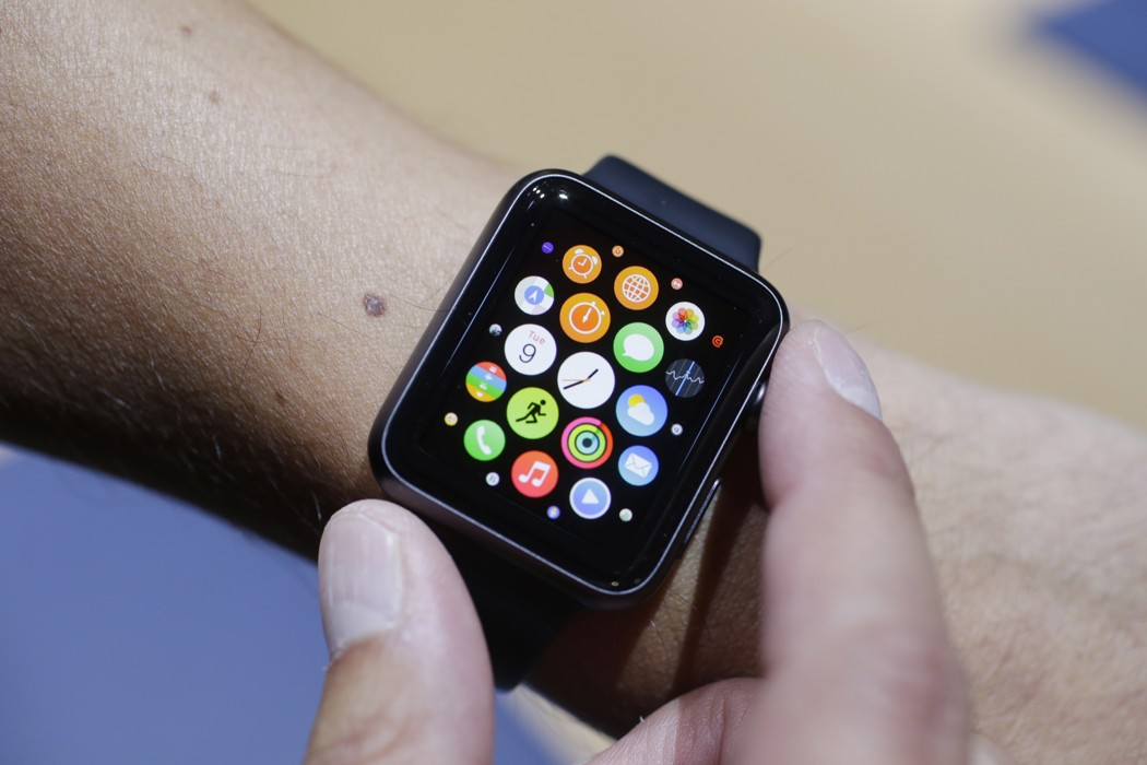 Interfata Apple Watch - iDevice.ro