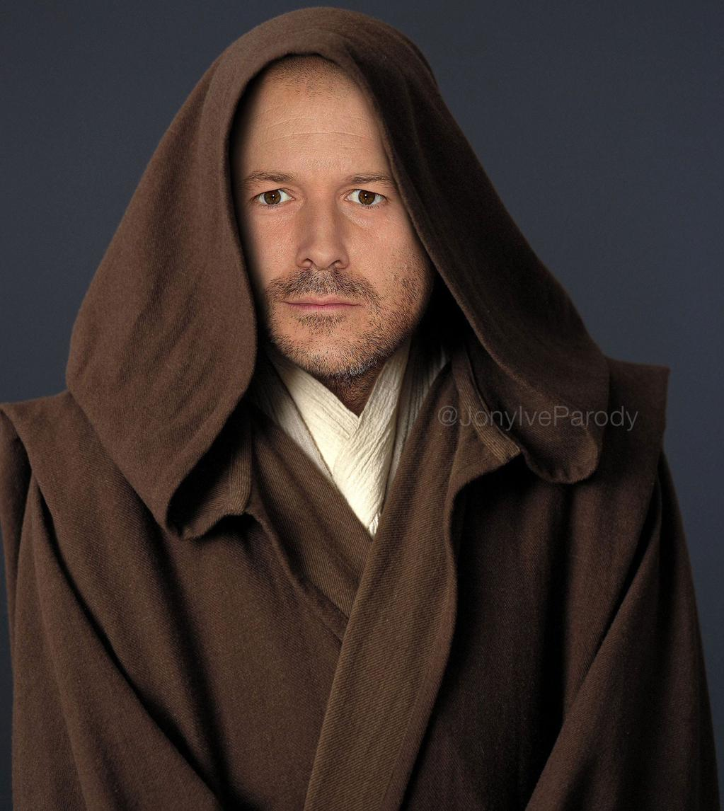 Jony Ive Star Wars Apple concept - iDevice.ro