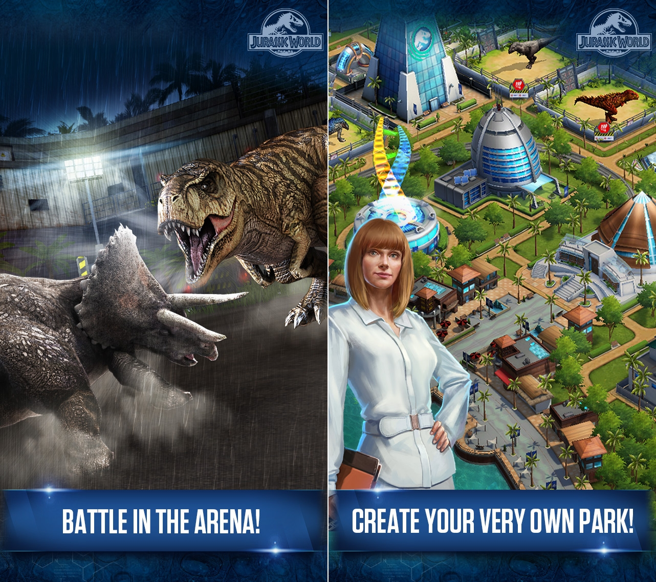 Jurassic World™ The Game - iDevice.ro