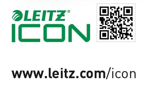Leitz Icon QR Code