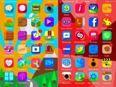 MI97 tema iOS 8