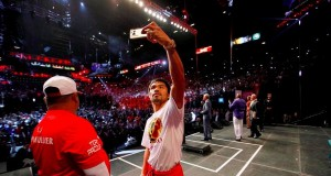 Manny Pacquiao Samsung Galaxy S6 - iDevice.ro