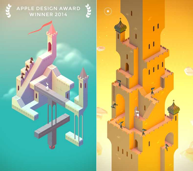 Monument Valley - iDevice.ro