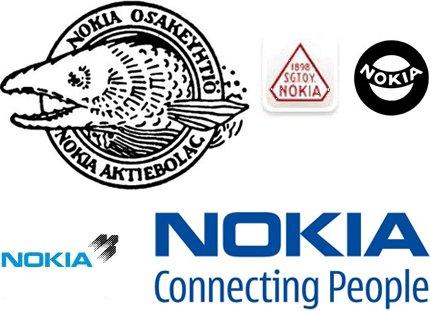 Nokia evolutie logo - iDevice.ro