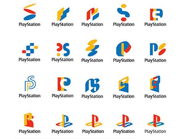 Playstation evolutie logo - iDevice.ro