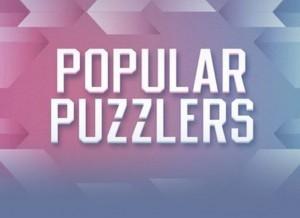 Popular puzzlers