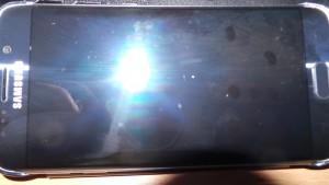 Samsung Galaxy S6 Edge ecran zgariat carcasa Clear View