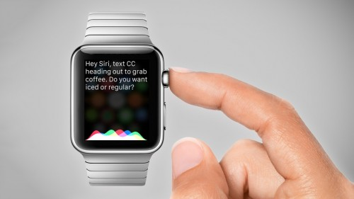 Siri Apple Watch - iDevice.ro