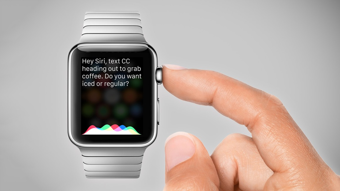 Siri Apple Watch - iDevice.ro
