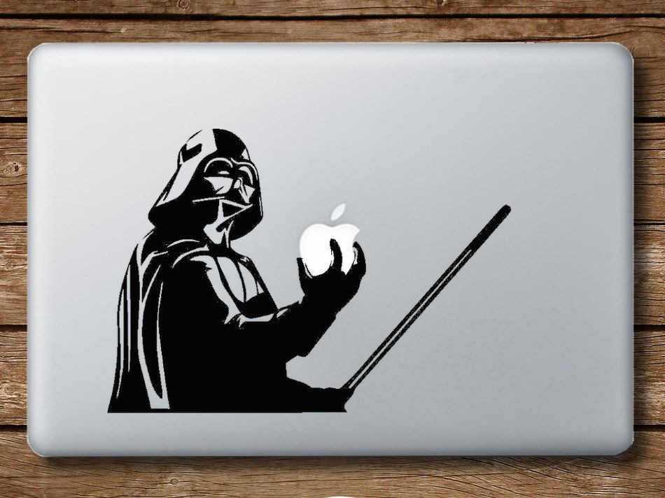 Star Wars Apple concept 3 - iDevice.ro