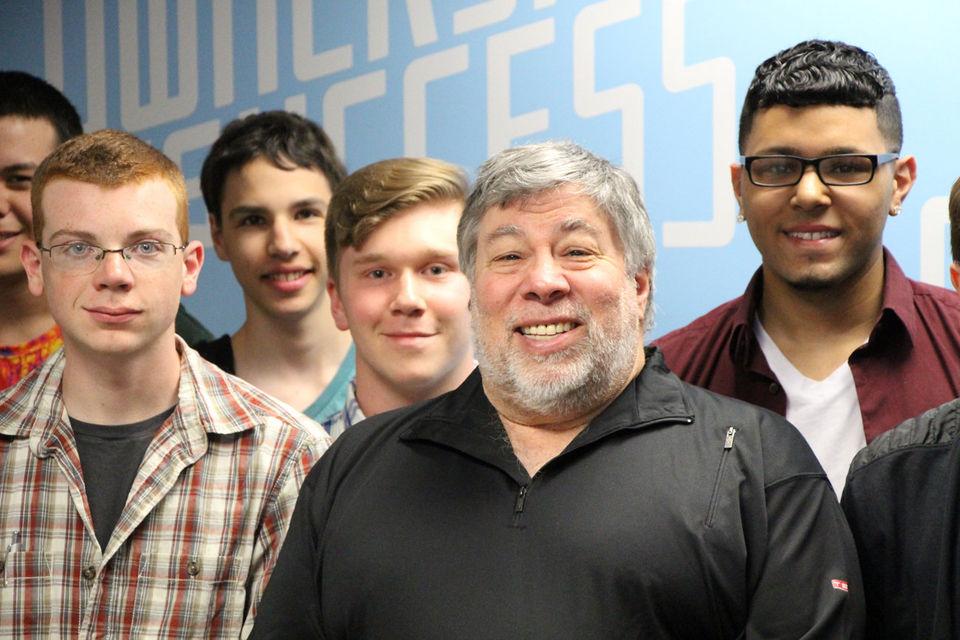 Steve Wozniak sclavi roboti - iDevice.ro