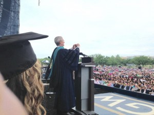 Tim Cook discurs universitate