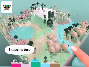 Toca Nature - aplicatia gratuita a saptamanii - iDevice.ro