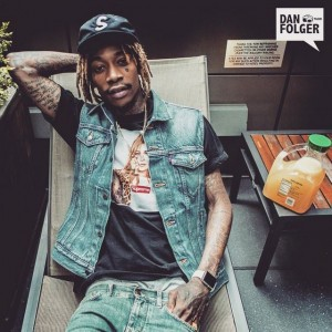 Wiz Khalifa Apple Watch