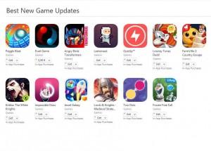 actualizari aplicatii