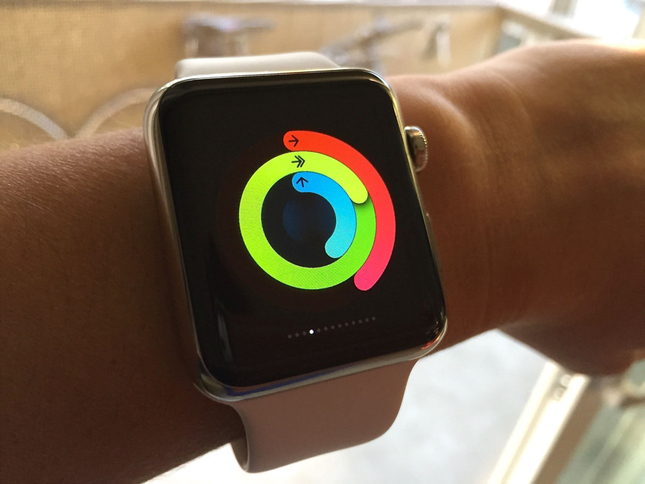 aplicatie Activity Apple Watch - iDevice.ro