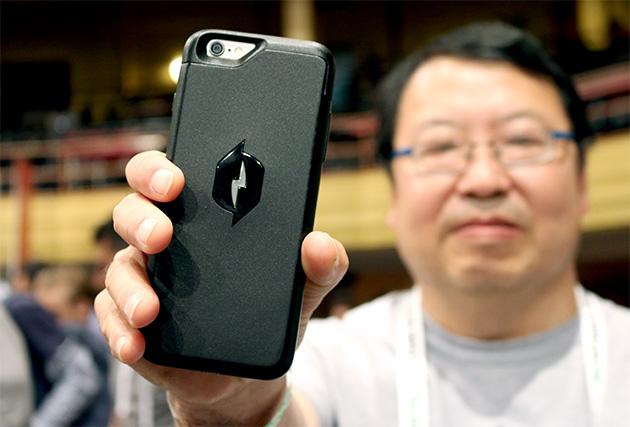 carcasa iPhone 6 incarcare unde radio
