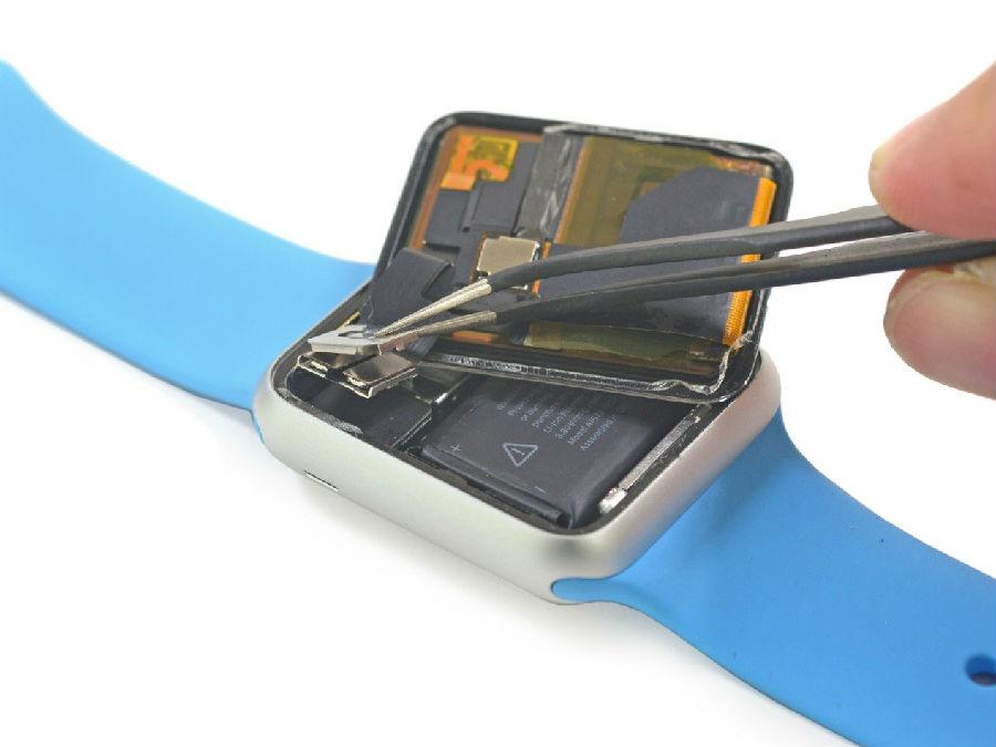 dezasamblare Apple Watch