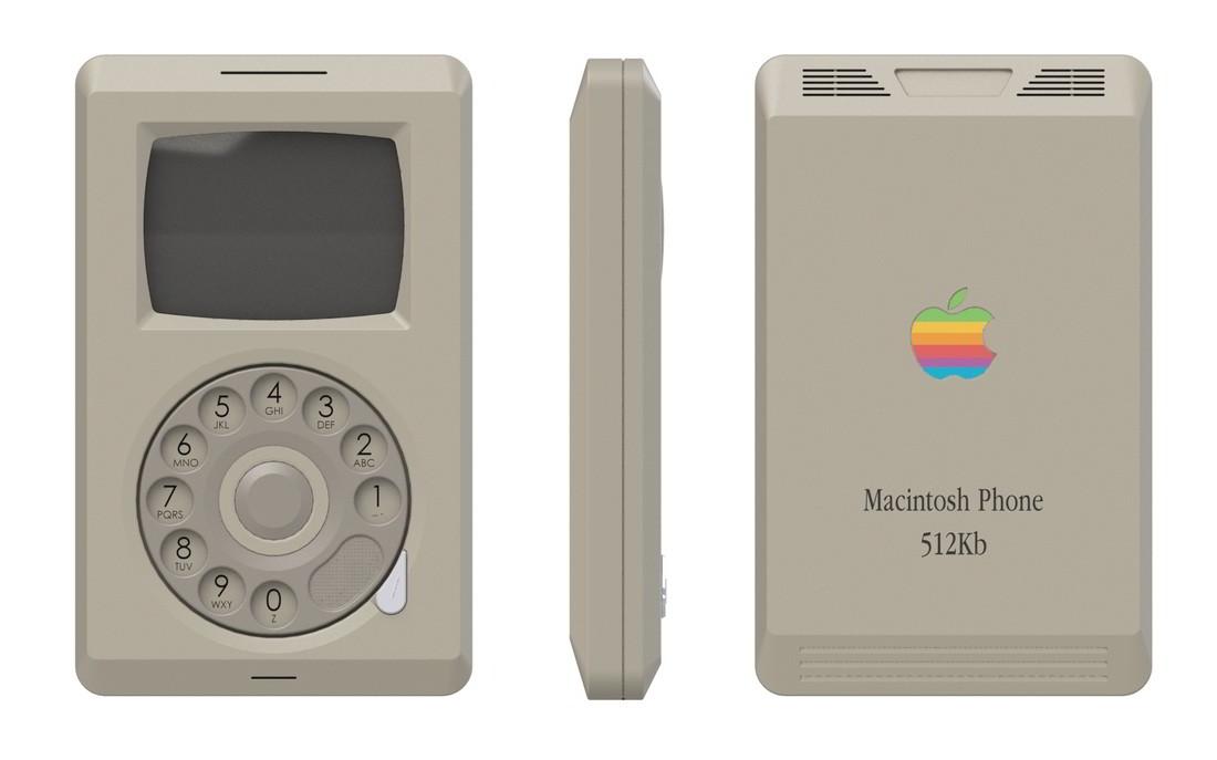 iPhone 1986