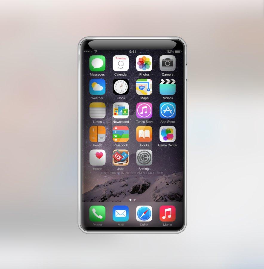 iPhone 7 concept fara buton Home