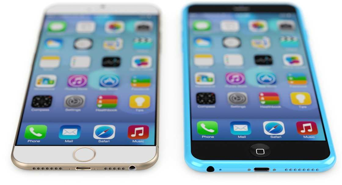 iPhone ecran 4 inch 2015