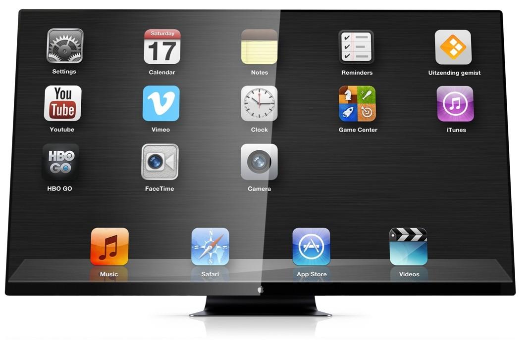 iTV televizor Apple