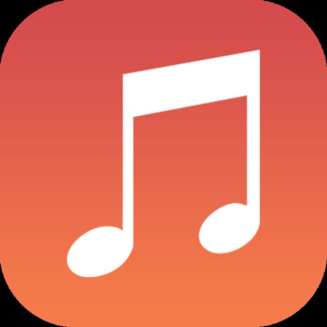 iconita aplicatie Muzica - iDevice.ro