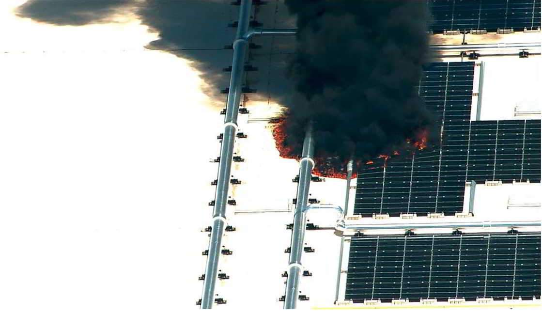 incendiu centru de date Apple