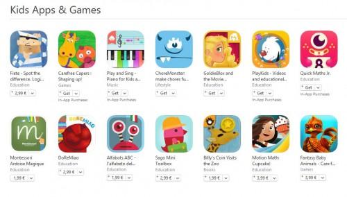 jocuri si aplicatii pentru copii - iDevice.ro
