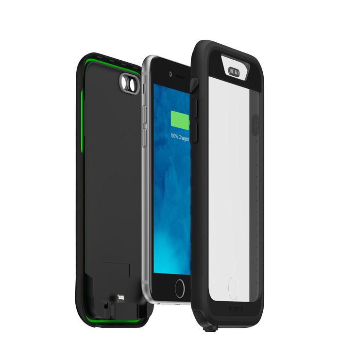 juice pack H2PRO carcasa impermeabila iPhone 6 - iDevice.ro