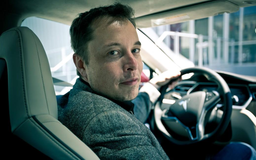 masina Apple Elon Musk Tesla - iDevice.ro