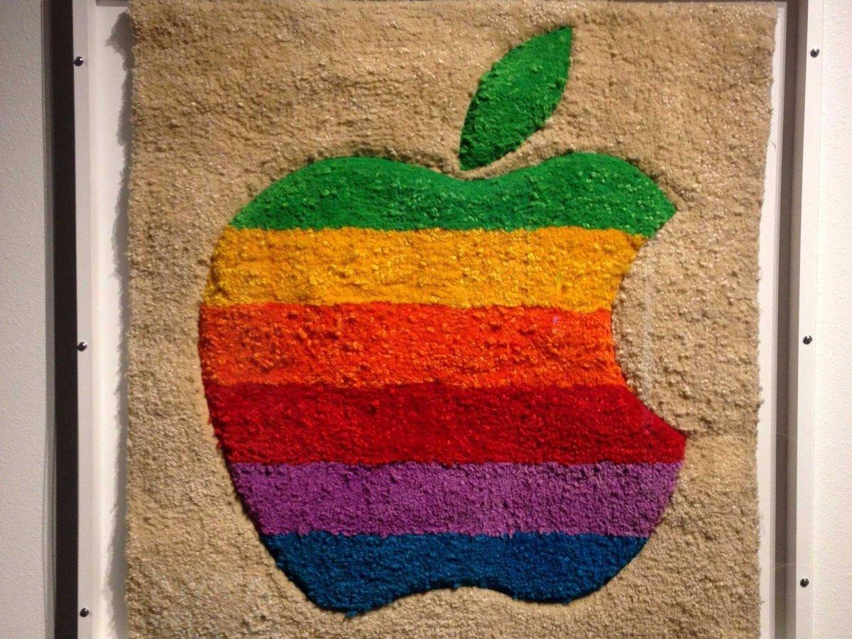 accesoriu agatat de perete Apple