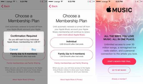 Activare Apple Music Romania