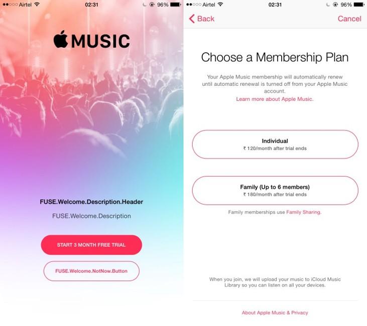 Apple Music India