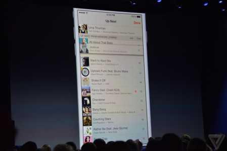 Apple Music aplicatie Muzica 1