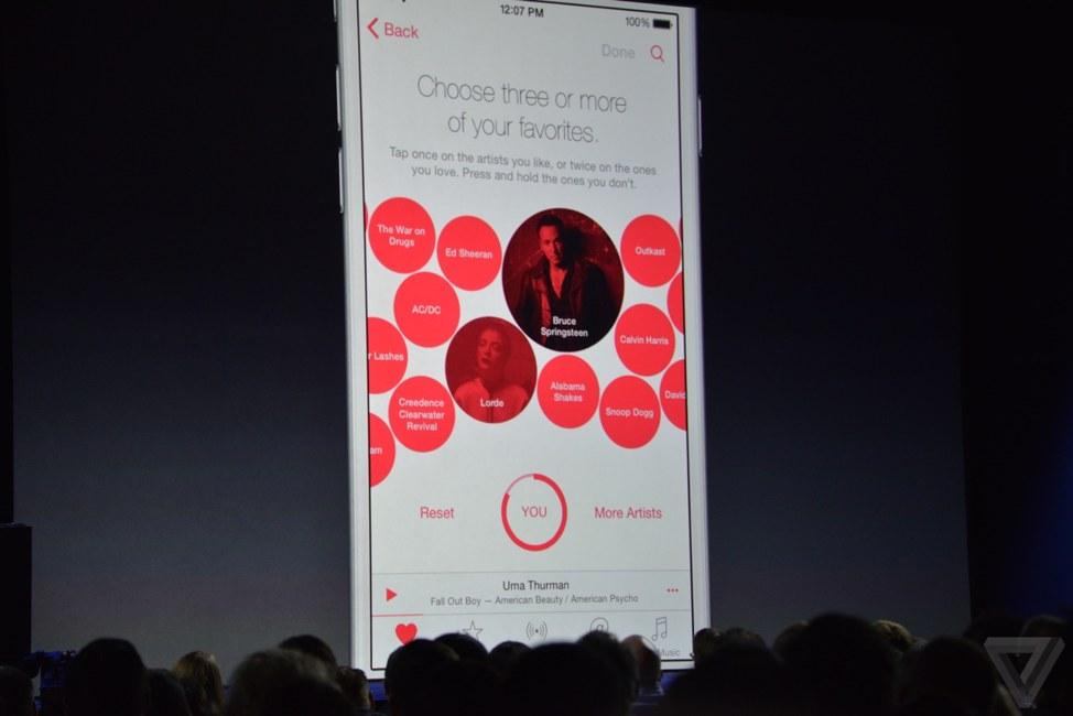 Apple Music investigatie