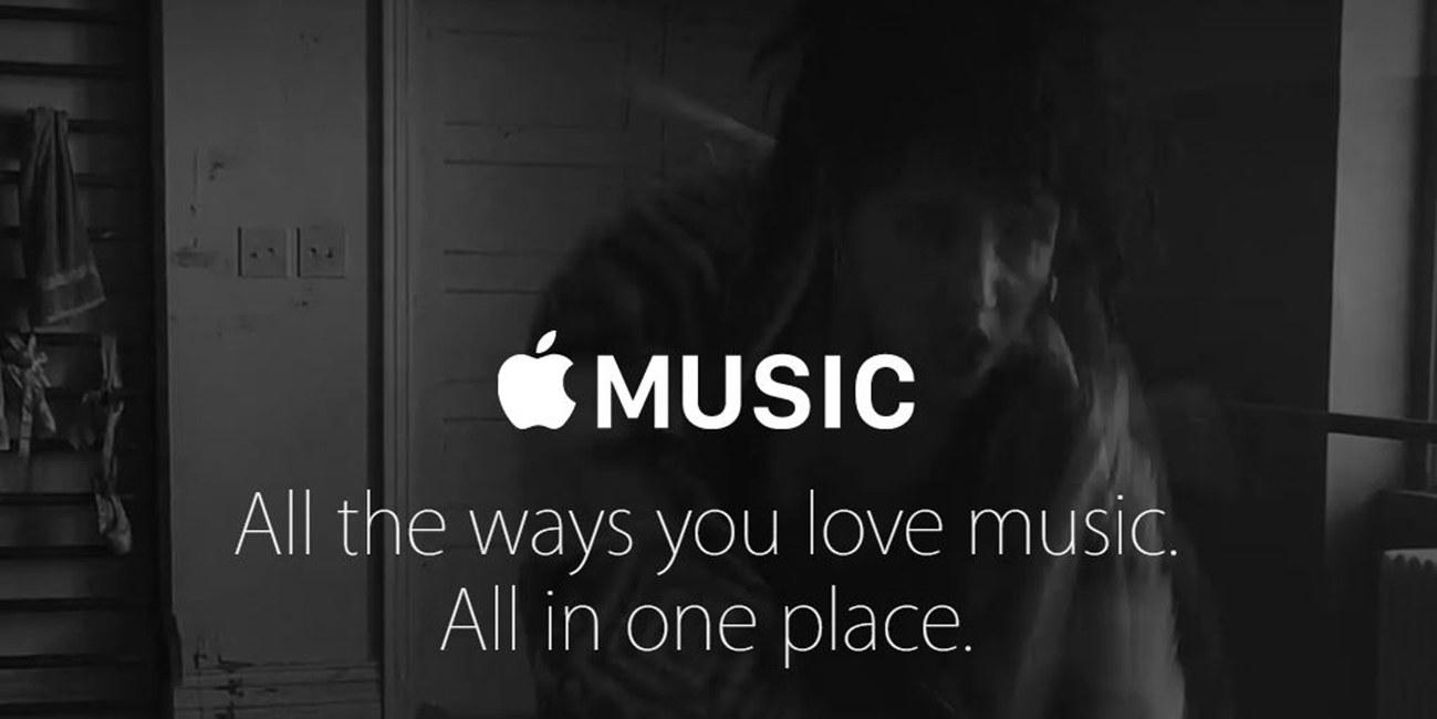 Apple Music istorie muzica