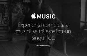 Apple Music oficial Romania