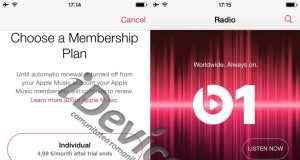 Apple Music pret abonament Europa