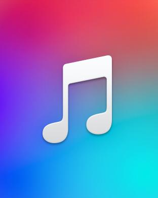 Apple Music wallpaper Apple Watch