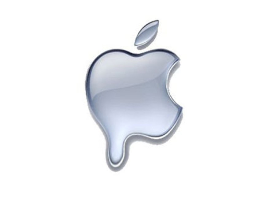 Apple metal lichid