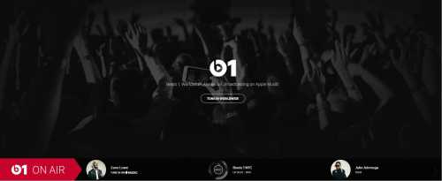Beats 1 Radio Romania 1