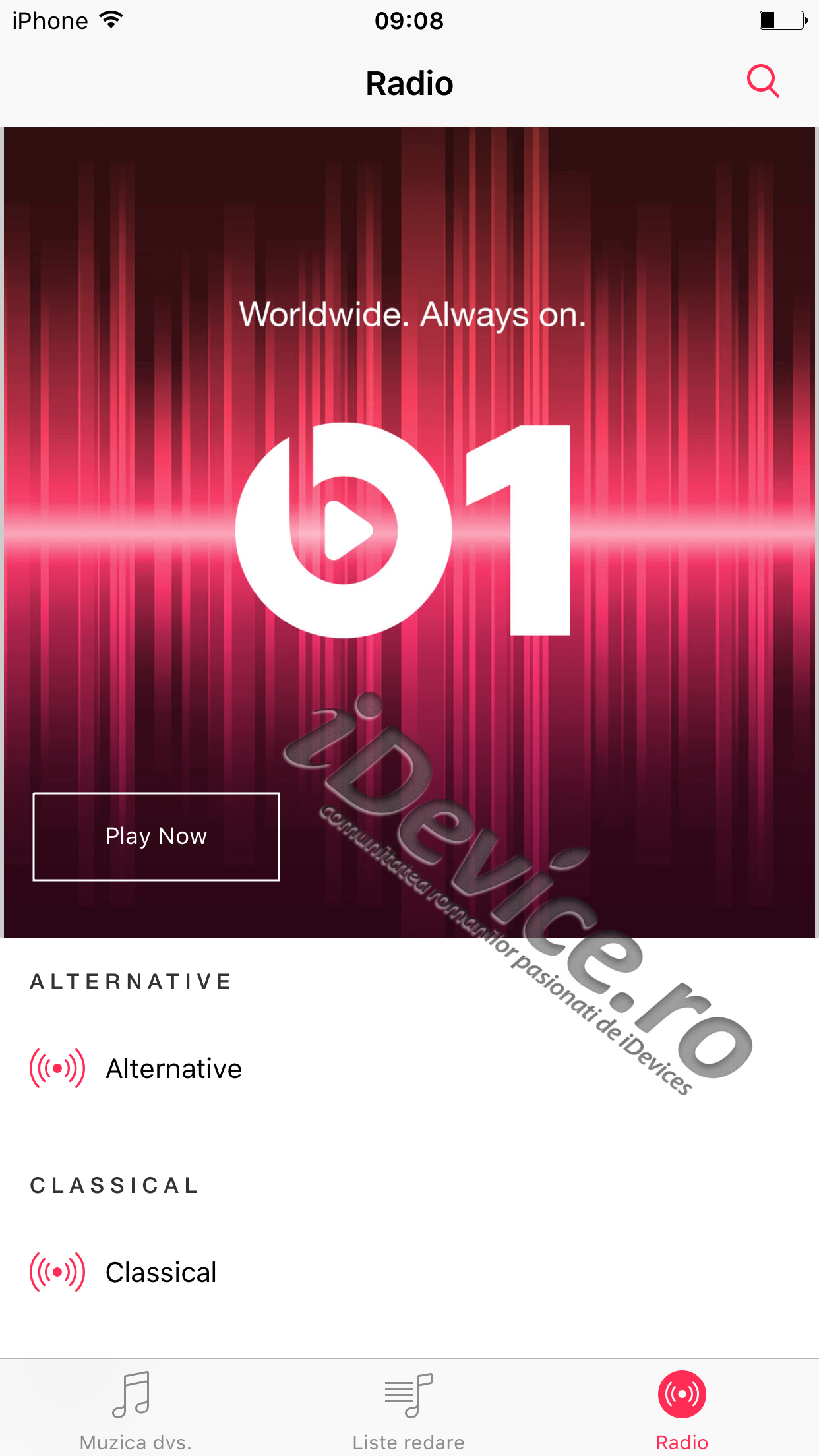 Beats 1 Radio Romania
