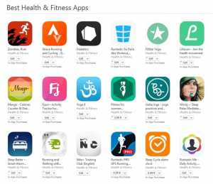 Best Health & Fitness Apps