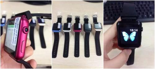 Clone ale Apple Watch 4