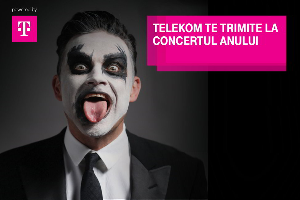 Concurs bilete Robbie Williams iDevice.ro