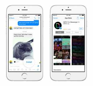 Facebook Messenger 700 milioane utilizatori